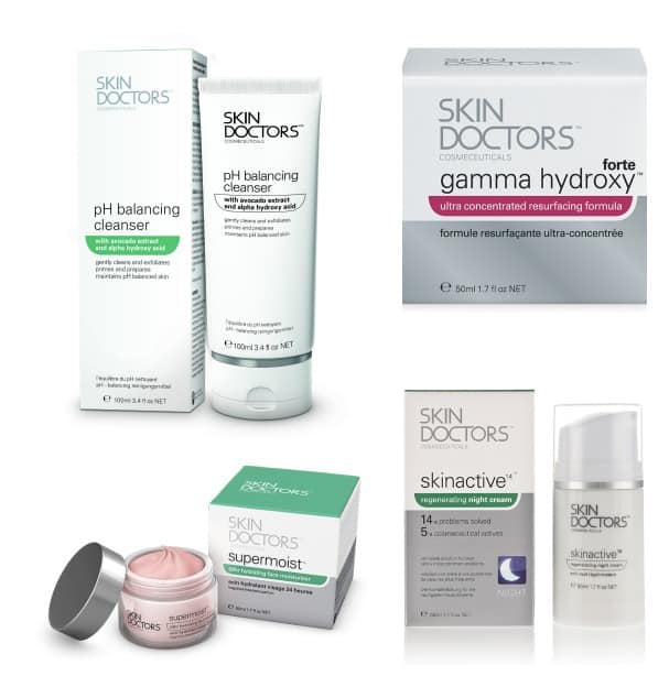 Skin doctors products