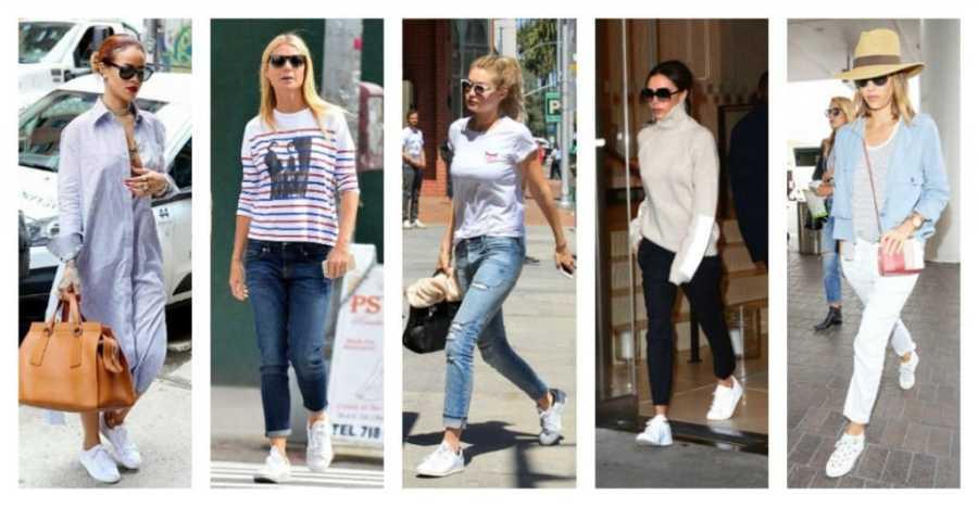 celebrity sneakers