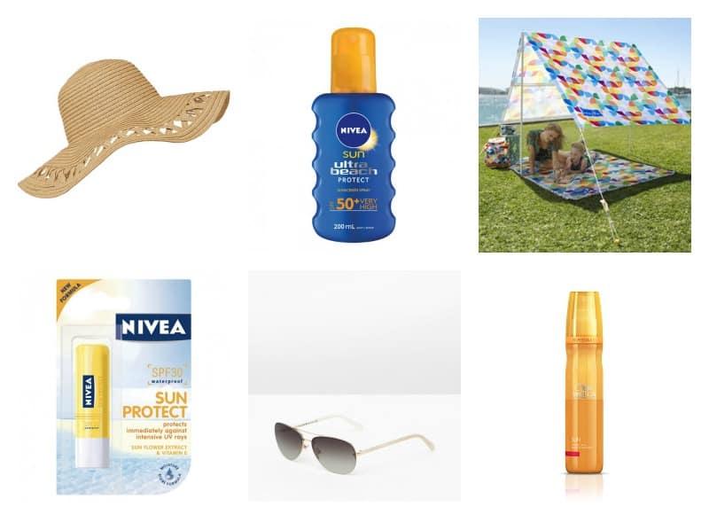 sun protection beach
