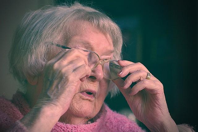 aging older women