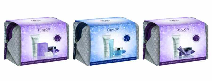Thalgo beauty packs giveaway