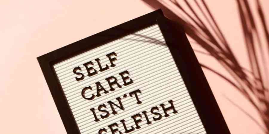 effective self care practices