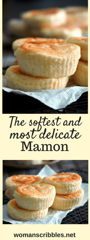 These mamon are the softest and fluffiest you will ever have. Bite into these cloud-like mini cakes and you will be delighted by its delicate crumbs and its wonderful, buttery and cheesy flavor.