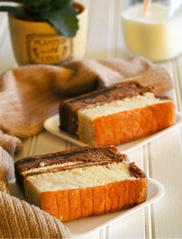 Chiffon Loaf Cake Recipe