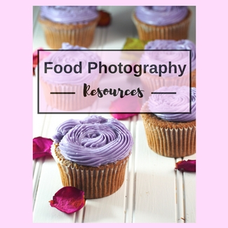 food photography resources