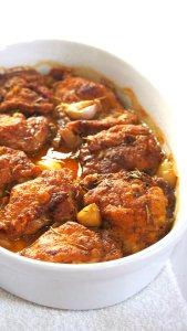 Rosemary Chicken with Garlic