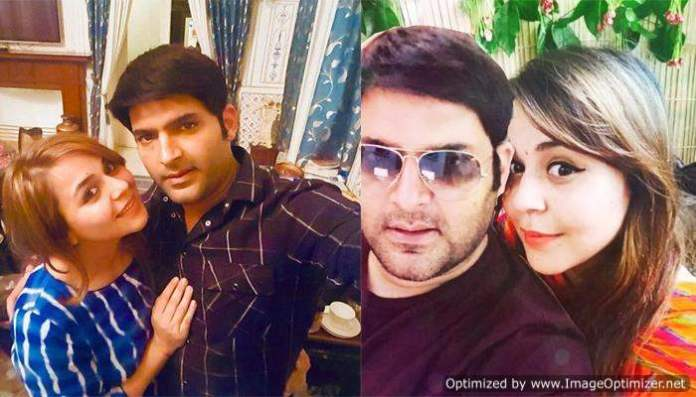 Image result for kapil sharma ginni chatrath normal pics