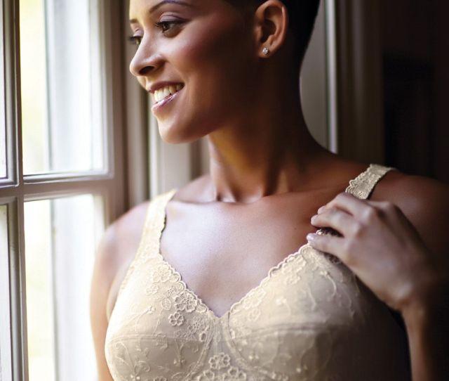 Style Abc 504 American Breast Care Dream Lace Bra New Lower Price