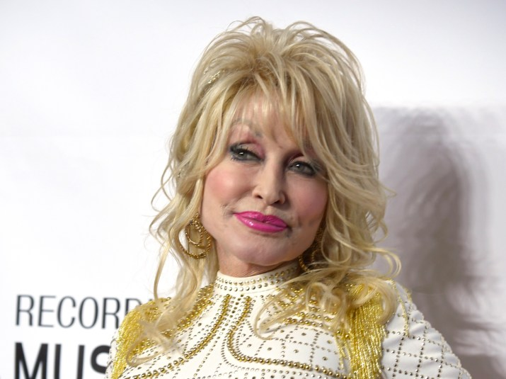 What Dolly Parton Looks Like Without A Wig