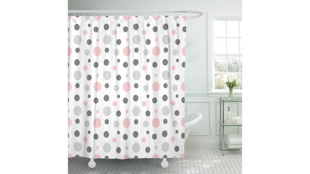 walmart shower curtains that will give