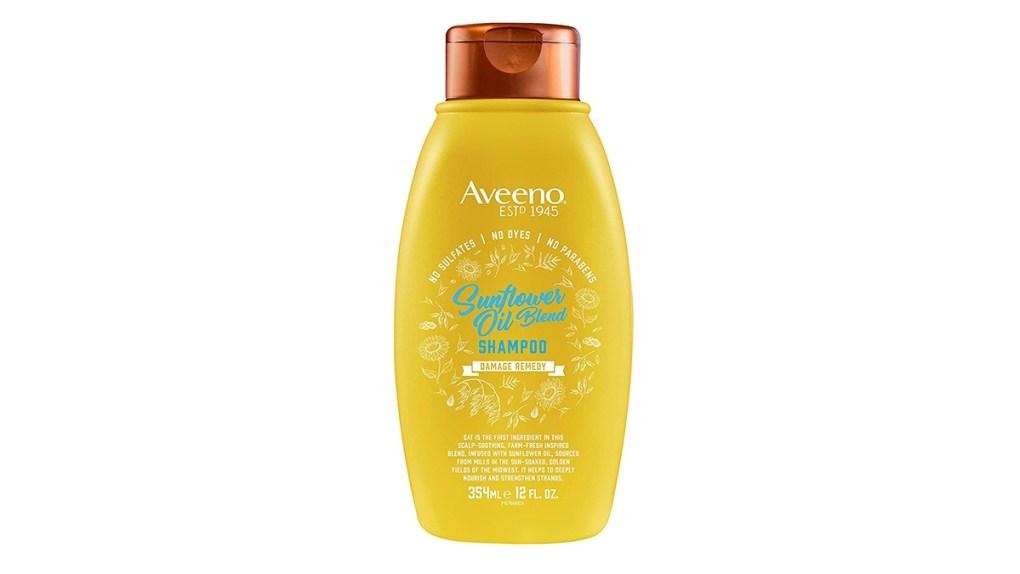 aveeno sunflower oil shampoo