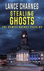 Cover image for Stealing Ghosts