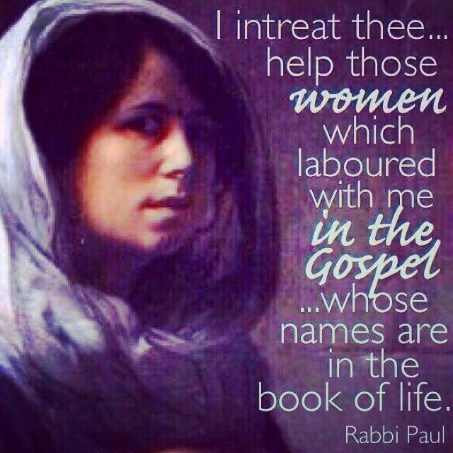The Women Leaders of Philippi