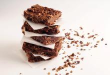 Photo of בראוניז שוקולד, בוטנים וגרנולה