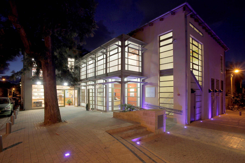 בית הסופרים החדש