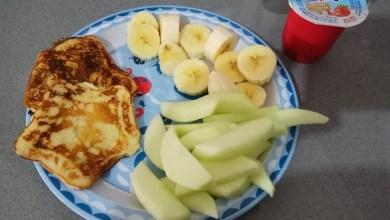 Photo of פנקייק גמדים בננה עם 1/2 כפית סוכר מוסף