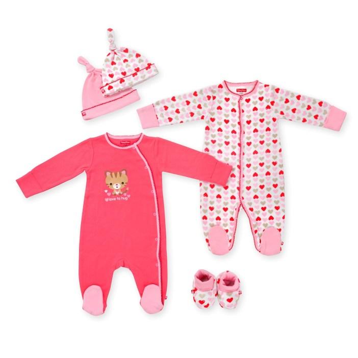 בגדי תינוקות לורה סוויסרה