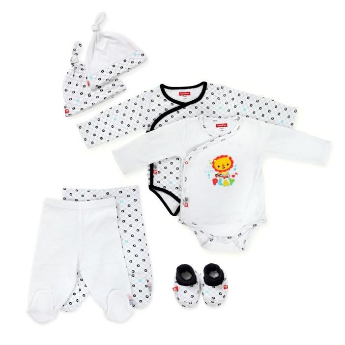 בגדי תינוקות של לורה סוויסרה