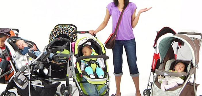 כיצד בוחרים עגלה לתינוק?