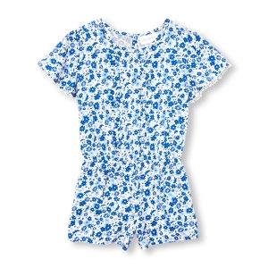 חולצה בגווני כחול לבן של THE CHILDRENS PLACE