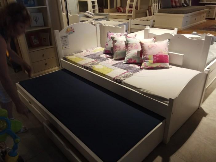 מיטה נפתחת לילדים של האוס אין