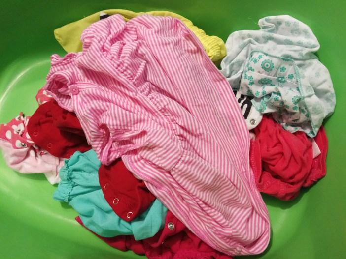 הכביסה נקייה