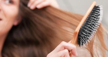 נשירת שיער אצל נשים אחרי לידה