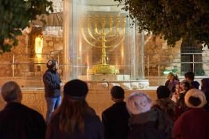 סיורי חנוכיות ברובע היהודי בירושלים @ שער יפו - ירושלים | ירושלים | 0