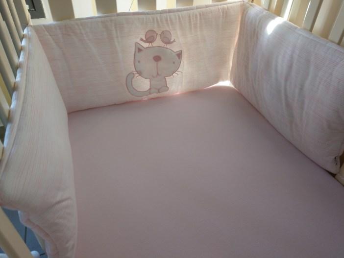 מגן ראש למיטת תינוק TOTS