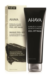 Dunaliella Algae Refresh & Smooth Peel-Off Mask - מסכת פילינג מבית AHAVA