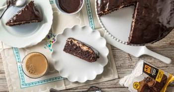 מתכון עוגת שוקולד עם שכבת קוקוס כשרה לפסח