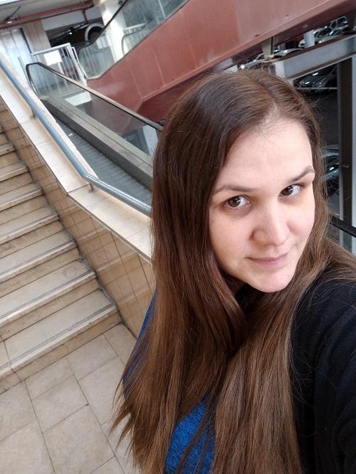 עוד תמונה של השיער אחרי הצביעה עם קולור ספשייליסט