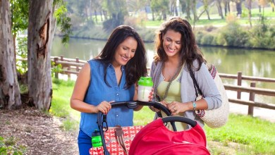 Photo of חוזרות לגזרה אחרי הלידה: איך ניתן להיפטר מעודפי המשקל לאחר ההריון?
