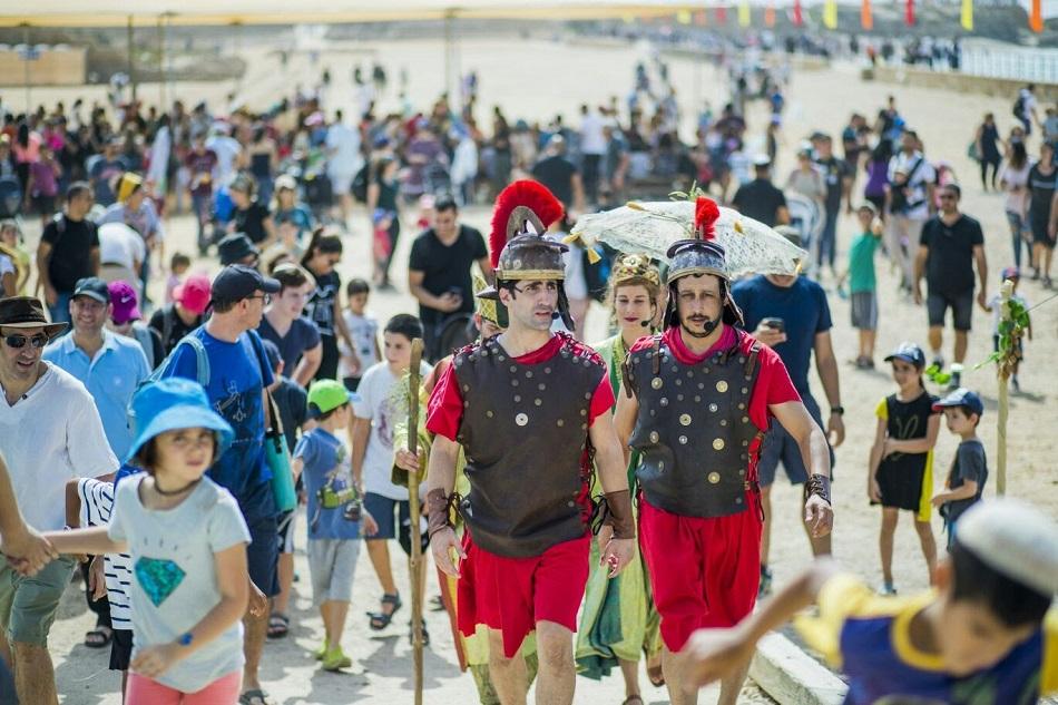 פסטיבל העת העתיקה קיסריה