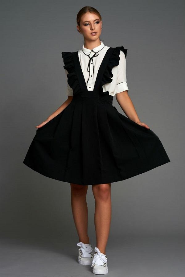 שמלת סרפן של המותג so unique