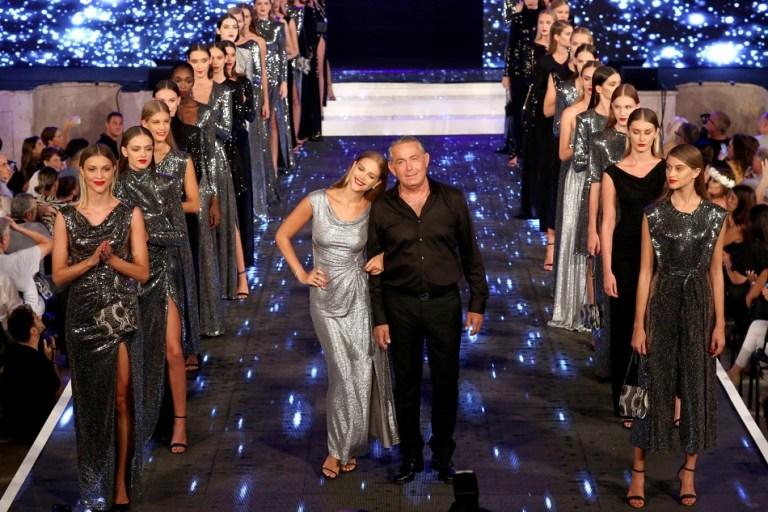 תצוגת האופנה המסורתית של בית האופנה גולברי לסתיו/חורף 2018119