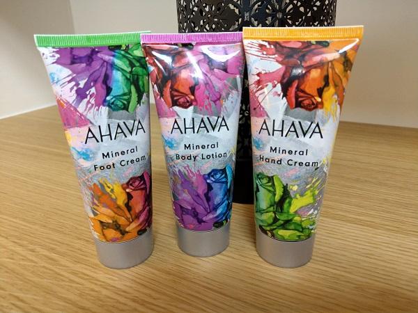 AHAVA - מארזים לראש השנה