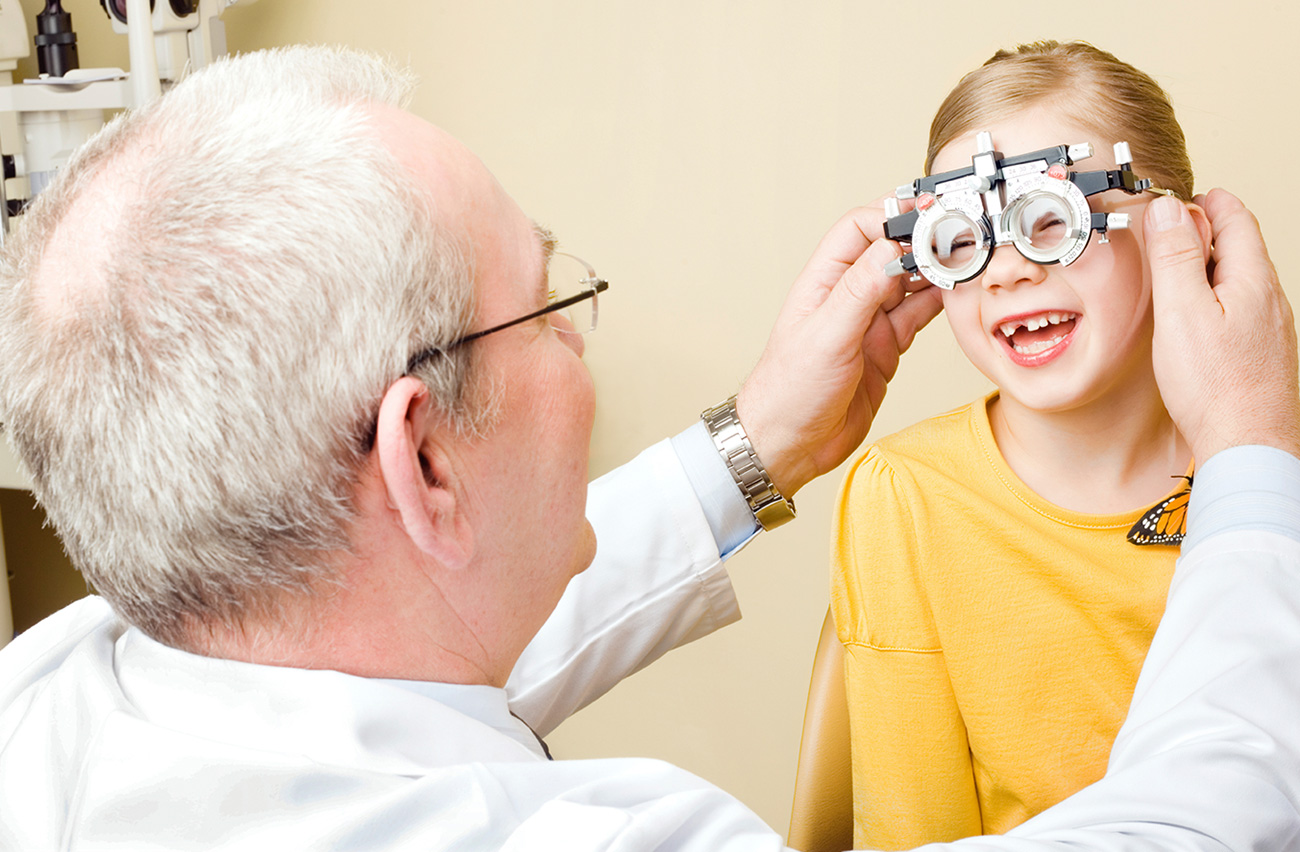 בדיקת ראיה לילדים לפני כיתה א