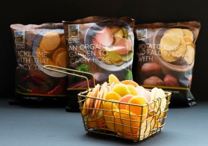 חטיף ציפס אורגני אפוי מתפוחי אדמה- השדה