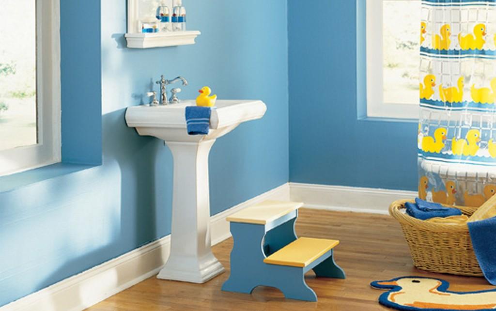 כיצד בוחרים ברזים לחדר אמבטיה של הילדים
