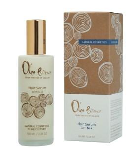סרום טבעי לשיער של olea essence