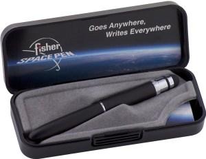 עט ספייספן משולב עם עט למגע מסך