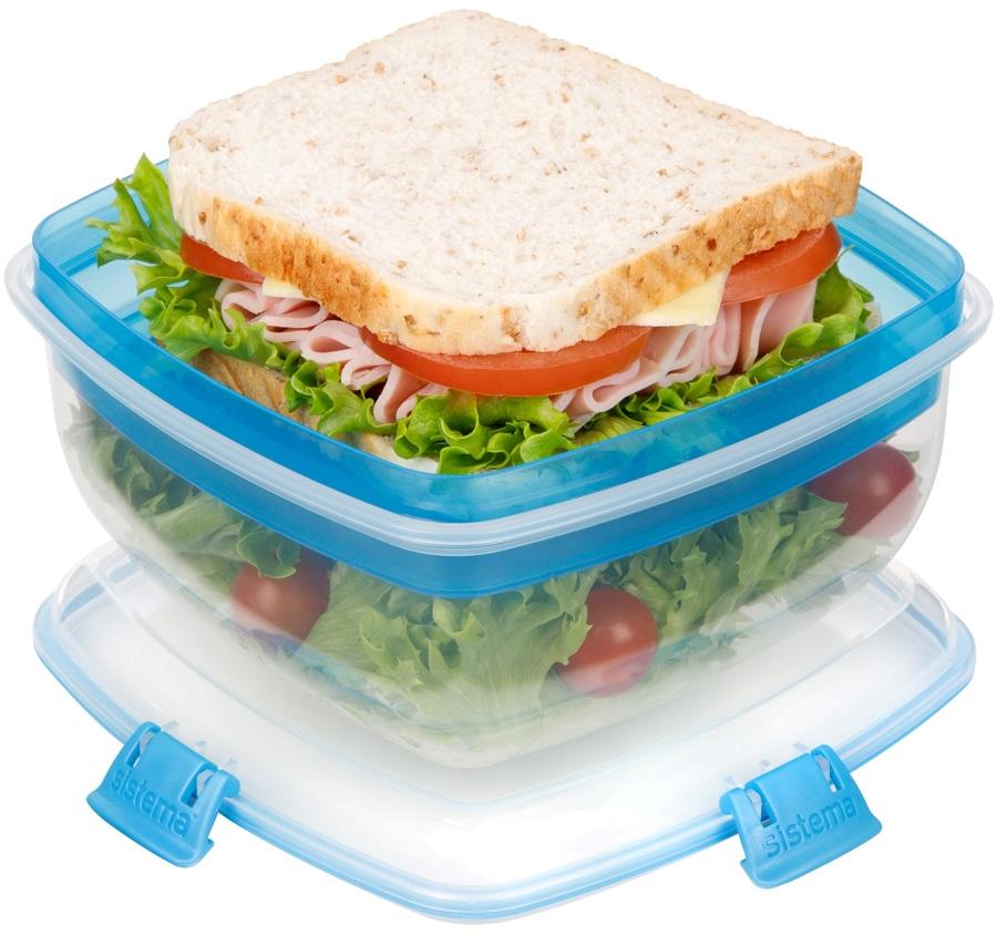 קופסת Salad to go של סיסטמה