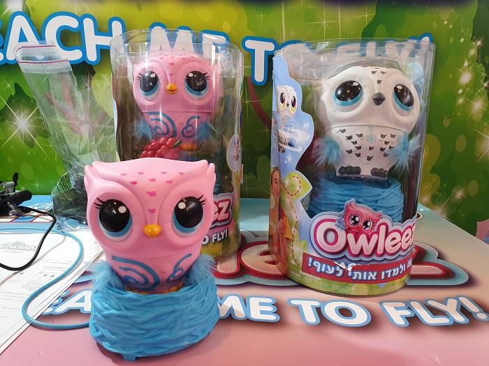 OWLEEZ - הינשוף שלומד לעוף