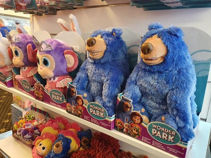 צעצועים של Wonder Park
