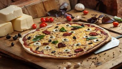Photo of פיצה טבעונית