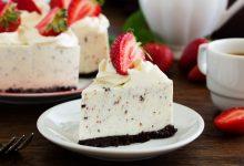 Photo of עוגת גבינה אוראו ושוקולד לבן