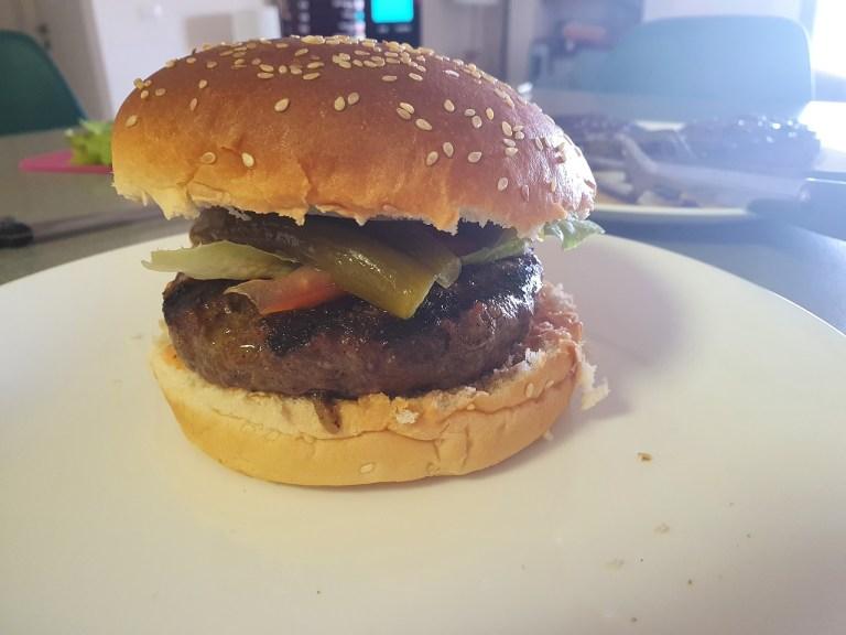 מתכון להמבורגר ביתי