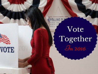 MAKE THE PLEDGE TO VOTE