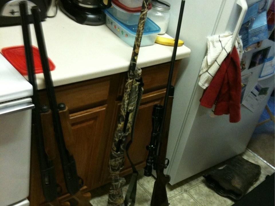 Gun Home